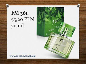 FM 361 Kwiatowe z nutą wodną