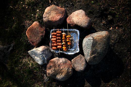3 förslag på vegetariska burgare