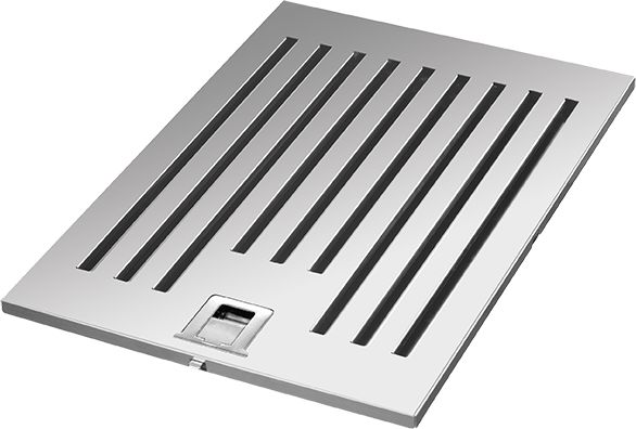 """Baffle filters kit, suitable for all 30"""" hoods excluding HP301SSS. Finishing, stainless steel. Tecnogas SUPERIORE"""