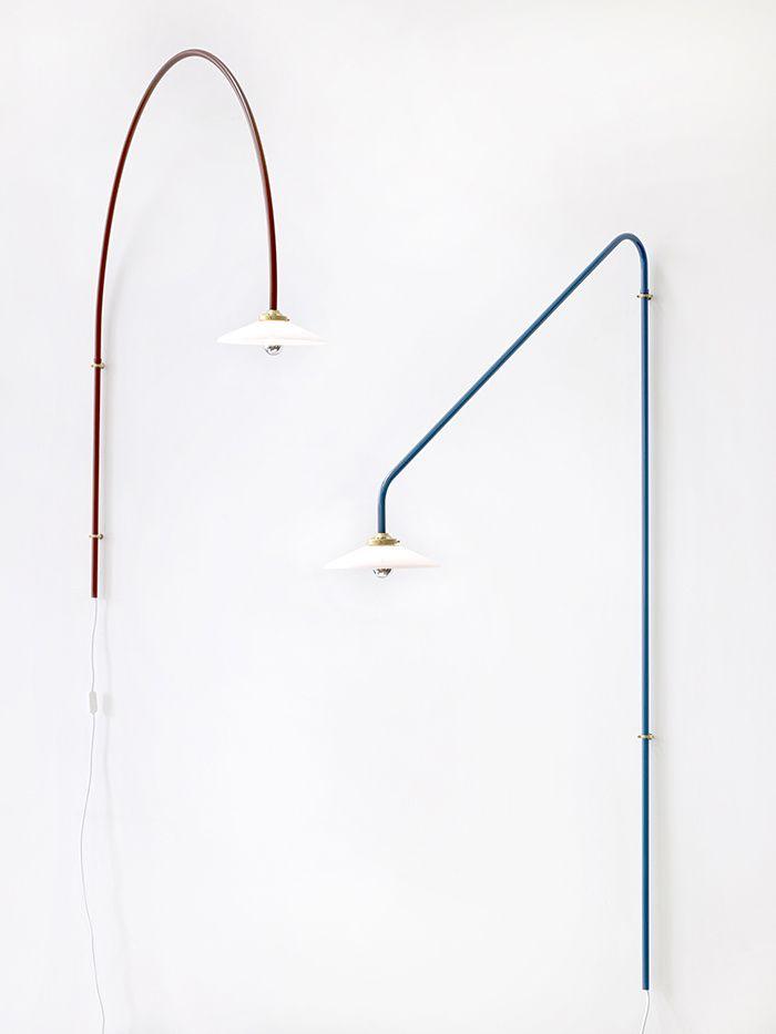 Appliques Hanging Lamp, Muller Van Severen (Valerie Objects)