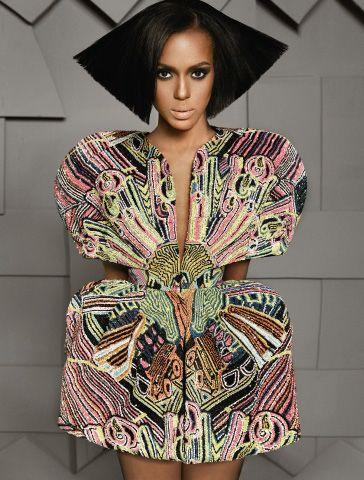 Manish Arora sequin coat, must have.