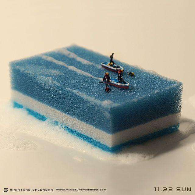 2014.11.23(日)/油汚れの芯まで潜り込む脅威の洗浄力。
