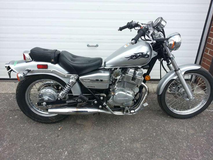 2008 Honda Rebel® (CMX250C)