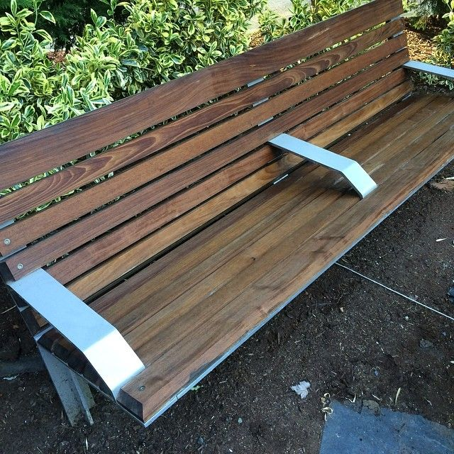 One Of The First Knight Benches We Ever Made In 2007. Still Looking Pretty  Darn