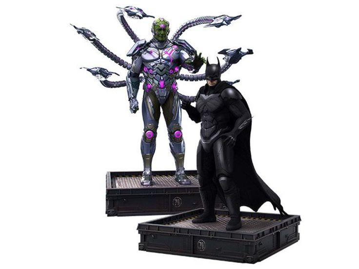 *PRE-ORDER* BATMAN VS. BRAINIAC: Injustice 2: The Versus Collection By Project Triforce