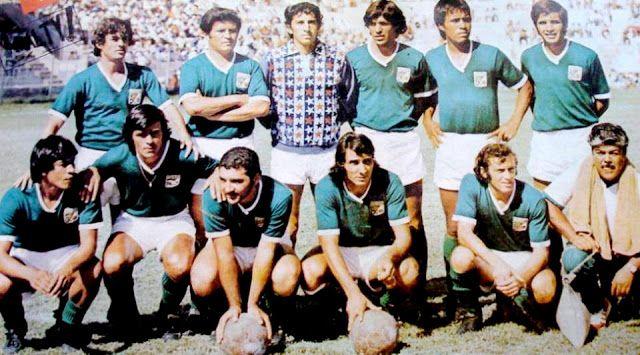 EQUIPOS DE FÚTBOL: CLUB LEÓN en la temporada 1972-73