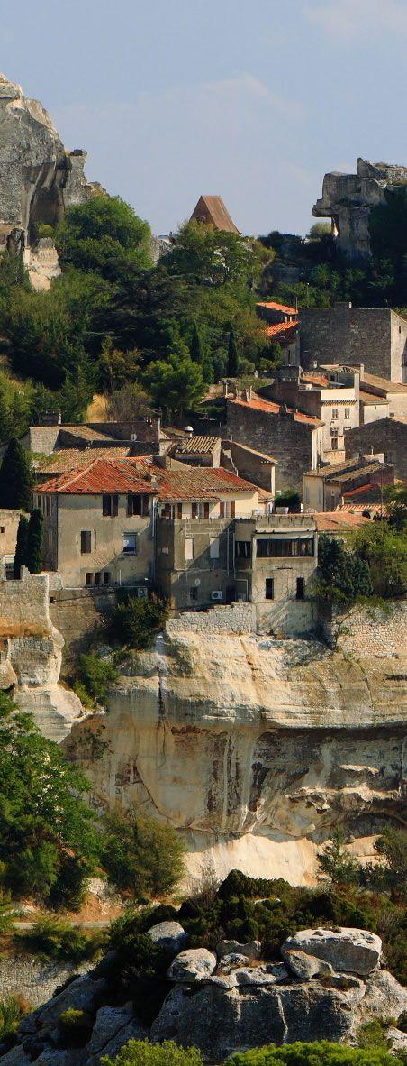 Les Baux en Provence, France http://www.leprincenoir.com
