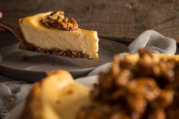 Αυθεντικό Αμερικάνικο Cheesecake - madameginger.com