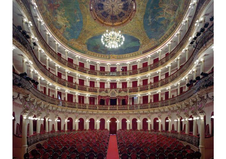 Le Théâtre Amazonas à Manaus bresil