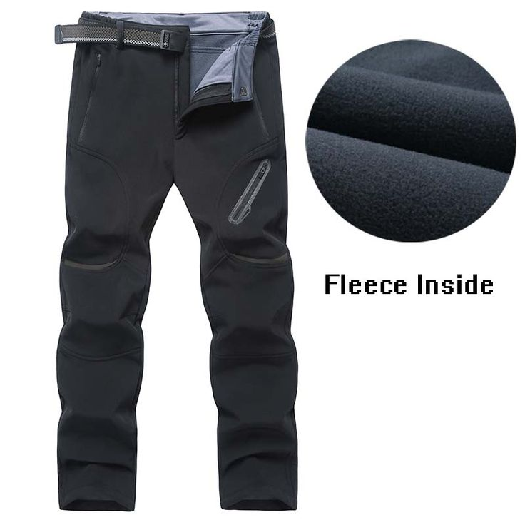 ==> [Free Shipping] Buy Best Big Size 7XL 8XL 9XL Men Hiking Pants Soft Shell Mens Outdoors Trousers Fleece Lining Keep Warm Winter Hiking Camping Pant Male Online with LOWEST Price | 32809734094