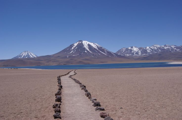 Camino... San Pedro de Atacama