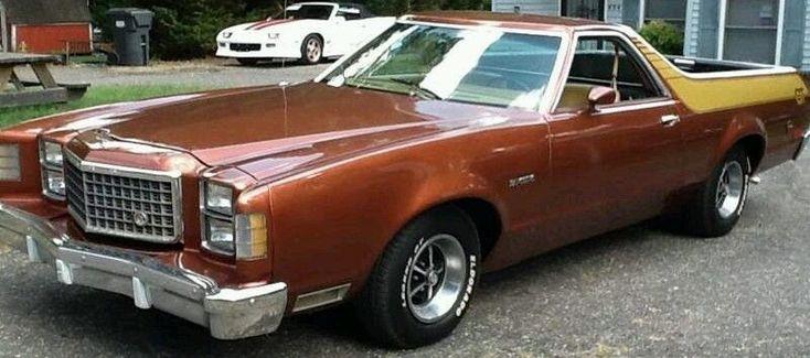 Les 256 meilleures images du tableau ford ranchero sur for Garage ford orange