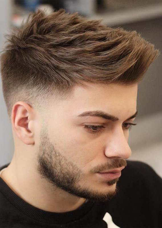 Perfect Men S Short Hairstyles To Show Off Nowadays Voguetypes Mens Hairstyles Short Mens Hairstyles Men Haircut Styles