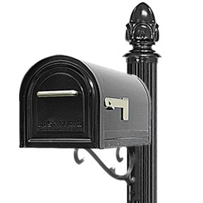 reliant locking mailbox will help protect personal information and reduce worry of stolen mail - Locking Mailboxes