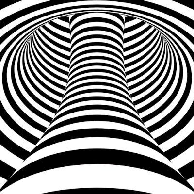 Dale un masaje a tu cerebro con estas ilusiones ópticas | Banco de Imágenes, Fotos y Postales...