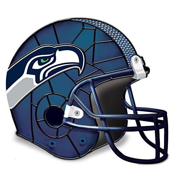 Seattle Seahawks Lamp