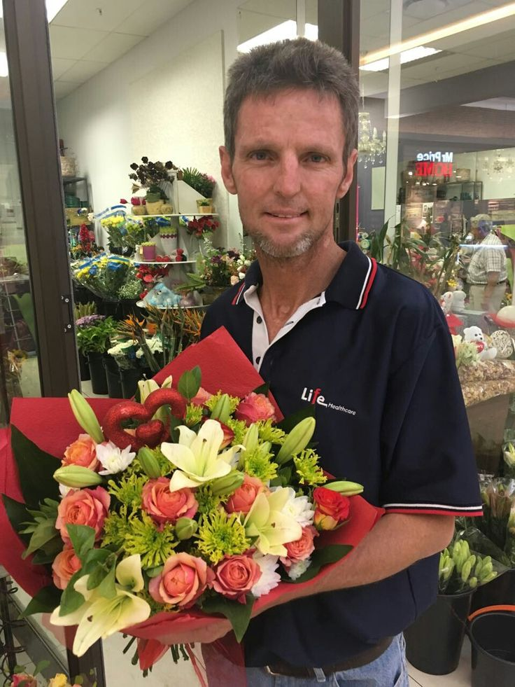 Congratulations Dawie Voges for winning the Azalea Florist - Valentine's Day Competition 2017  The whole Azalea Florist team is happy for you and your family.  Thank you very much for all the competition entries.