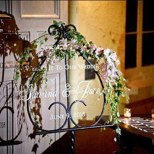 In Loving Memory Sign In loving memory wedding sign in