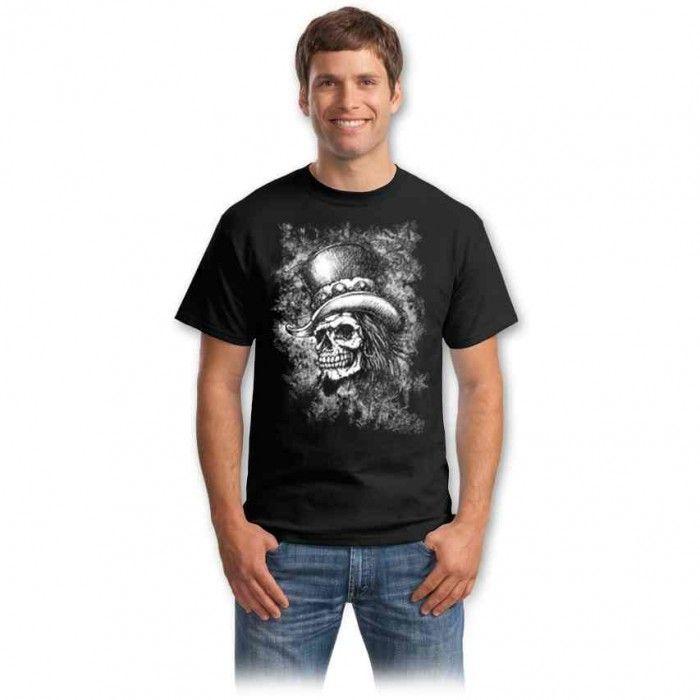 Tricouri cu cranii – Tricou cu craniu online