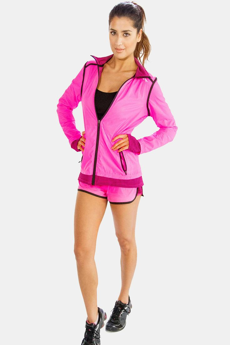 Pretty Pink #Shorts for Women