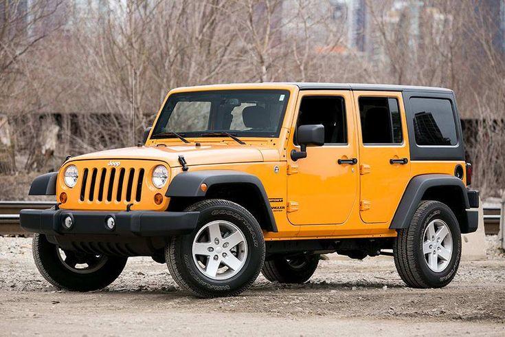 Great  2015 Jeep Wrangler Unlimited Sahara