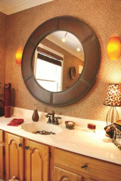 17 best images about safari bathroom on pinterest for African bathroom decor