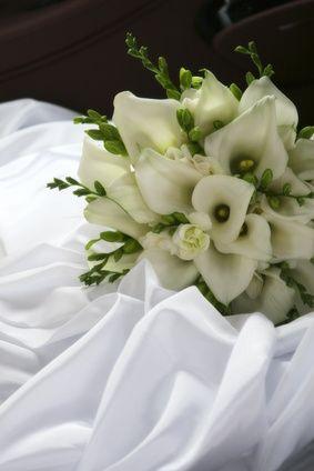 Flowers for Weddings in April