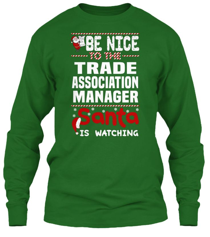 Be Nice To The Trade Association Manager Santa Is Watching.   Ugly Sweater  Trade Association Manager Xmas T-Shirts. If You Proud Your Job, This Shirt Makes A Great Gift For You And Your Family On Christmas.  Ugly Sweater  Trade Association Manager, Xmas  Trade Association Manager Shirts,  Trade Association Manager Xmas T Shirts,  Trade Association Manager Job Shirts,  Trade Association Manager Tees,  Trade Association Manager Hoodies,  Trade Association Manager Ugly Sweaters,  Trade…