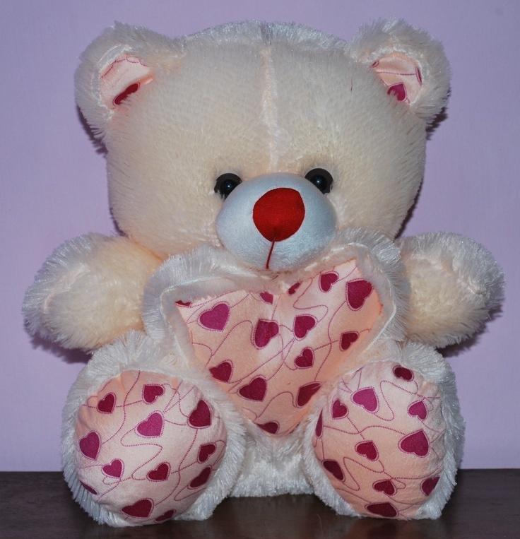 Velentine Special Teddy - Sitting teddy bear, teddy bear online shopping, teddy bear online shopping india, giant teddy