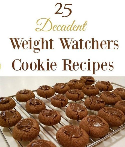 25 Weight Watchers Cookie Recipes The easiest dessert to make has to be cookies. They are the easy bake dessert of the century. The main idea behind them is all of the possible combination you can mix into them. There are the classics like oat meal and raisin, chocolate chip and sugar cookie. The off … Continue reading »