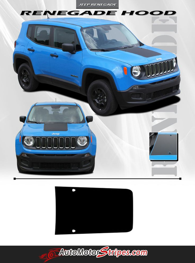 Best Jeep Renegade Accessories Ideas On Pinterest Jeep - Jeep hood decalsall that wander are not lost compass jeep hood decal sticker