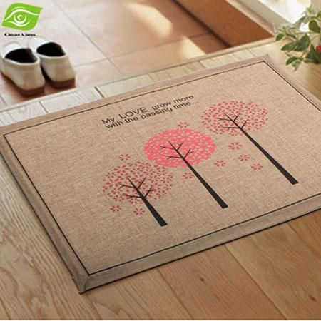 Fresh Japan Style Door Mat Natural Cotton And Linen Anti Slip Floor Mat Machine Washable Floor Carpet For Hallway Room Mat,dandys from Dandys,$9.41 | DHgate.com