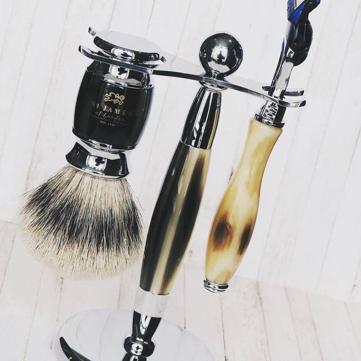 Shaving set - St. James of London