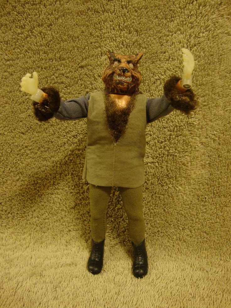 Werewolf Toys For Boys : Best images about monster kid memories on pinterest