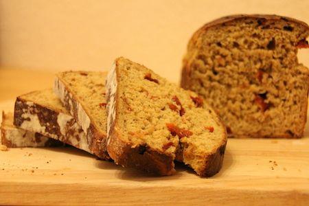 Italienisches Brot als Backmischung im Glas zum Verschenken