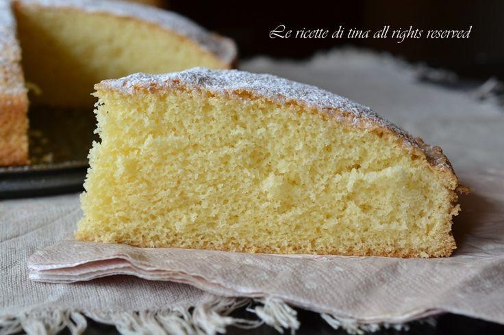 La torta più soffice del mondo. Con farina di riso