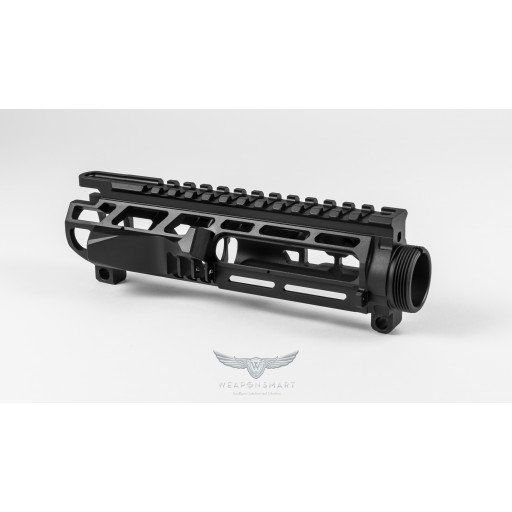 Skeletonized ar-15 upper receiver | Guns - AR-15 Upper | Ar upper