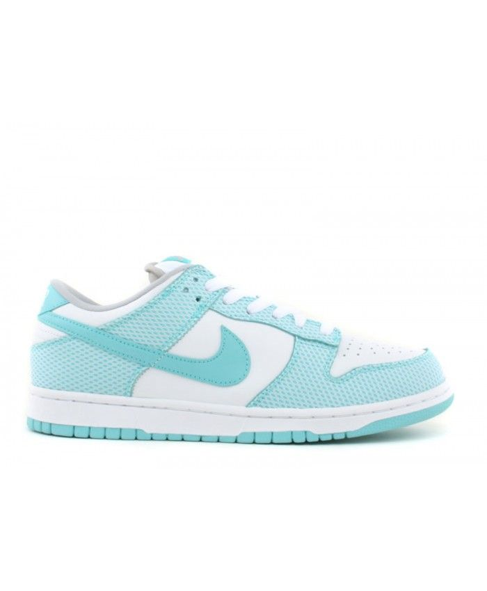 buy popular 88546 257e2 Dunk Low Premium Sb High Hair White, Aqua 313170-142   dunk-low   Pinterest    Nike dunks and Sale uk