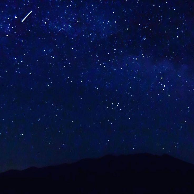 流れ星願い事間に合わず  I am just glad that starry night shot the perfect moment came with meteor  #meteor #stars #night #nightsky #nightview #nature #sky #view #amazing #beautiful #landscape #leica #instamoment #instalove #igtravel #vscophile #vscocam #photooftheday #picoftheday #유성 #밤 #하늘 #星空 #風景 #夜景 #天の川 #美 by chmak