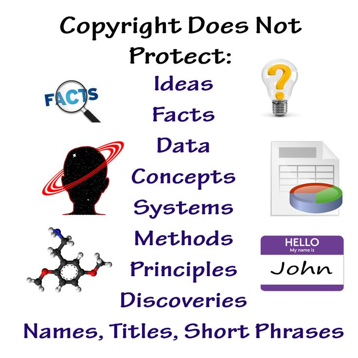 Copyright does not protect... Malke your Company Logo