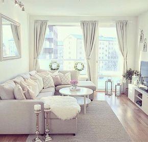 die besten 25+ elegante wohnzimmer ideen auf pinterest ... - Elegante Deko Wohnzimmer