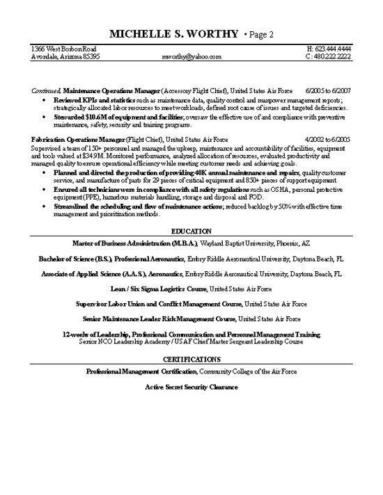 Cv Template Quality Manager Resume Format Resume Examples Project Manager Resume Sample Resume