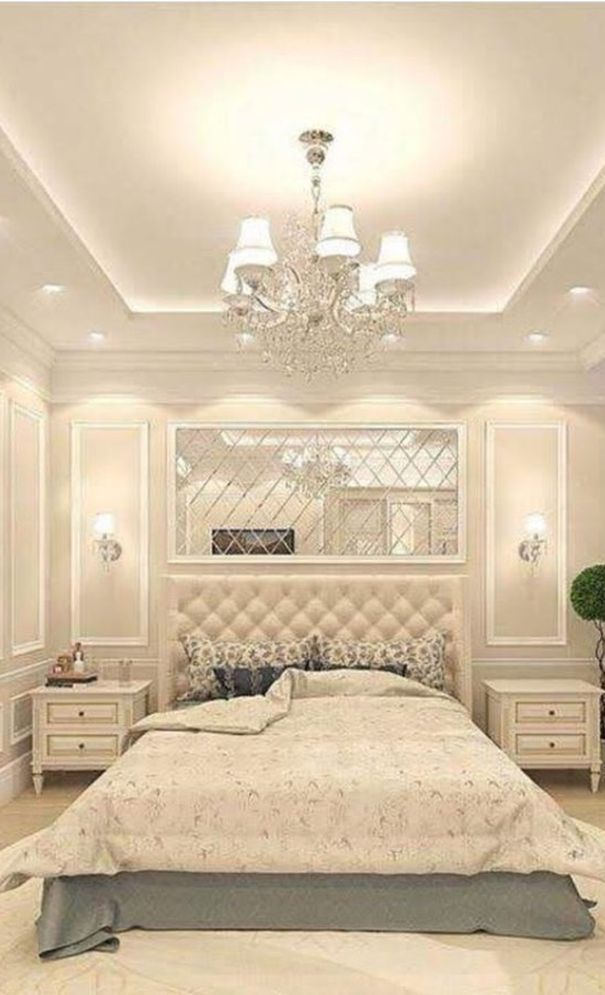 59 New Trend Modern Bedroom Design Ideas For 2020 Part 37 Luxury Bedroom Master Ceiling Design Bedroom Luxurious Bedrooms