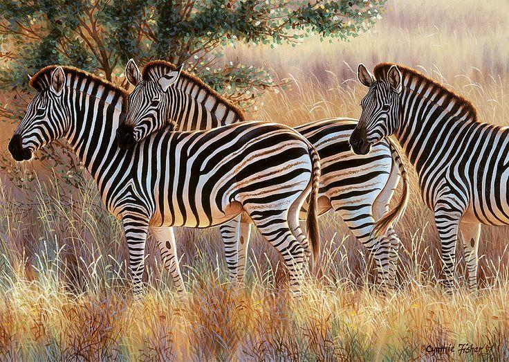 Ravensburger zebra puzzle | Ravensburger Zebraherde - 1000 Teile Puzzle | OTTO