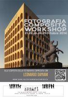 Photographers.it - Fotografi e Fotografia in Italia - Workshop: Alla scoperta della fotografia composita, di David Cirese