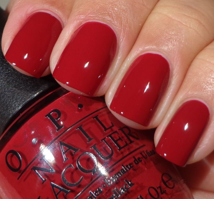 Nail Polish Ka Design Dikhaye: Best 25+ Red Nails Ideas On Pinterest