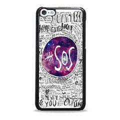 5sos Quote Nebula Iphone 5c Cases