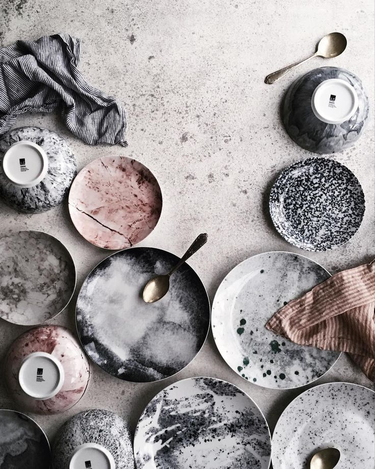 Beautiful color palette and still life of ceramics. Styled and textured effectiv…  # Neue Wohnung