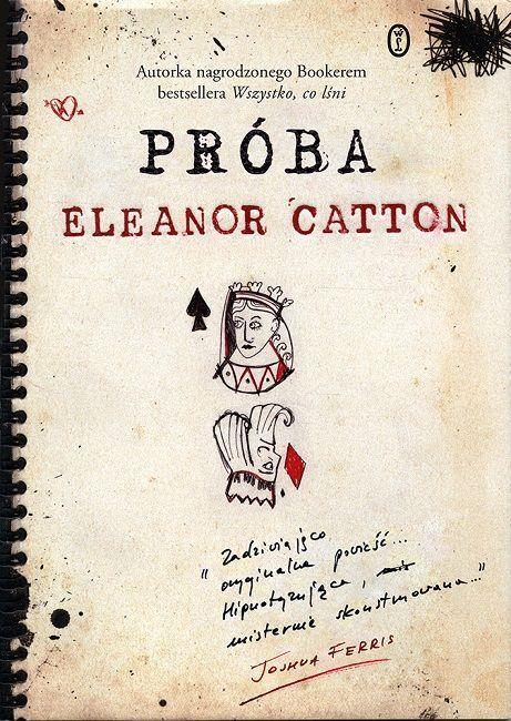 Próba -   Catton Eleanor , tylko w empik.com: 36,49 zł. Przeczytaj recenzję Próba. Zamów dostawę do dowolnego salonu i zapłać przy odbiorze!