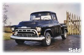 Resultado de imagen para chevrolet 1957 pick up